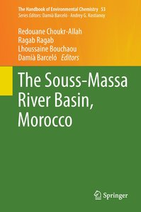 The Souss-Massa River Basin, Morocco
