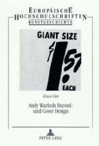 Andy Warhols Record- und Cover Design
