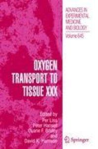 Oxygen Transport to Tissue XXX