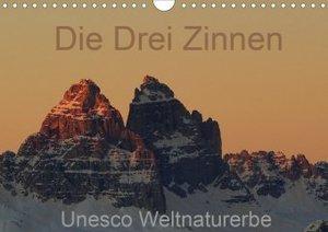 Die Drei Zinnen - Unesco Weltnaturerbe