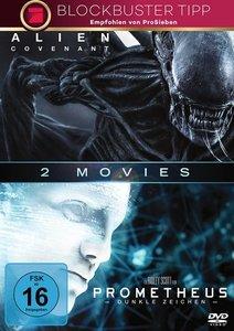 Prometheus - Dunkle Zeichen & Alien: Covenant