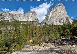 Yosemite Perspektiven (Wandkalender 2019 DIN A2 quer)