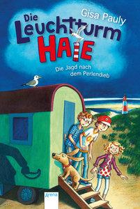 Die Leuchtturm-HAIE (2). Die Jagd nach dem Perlendieb