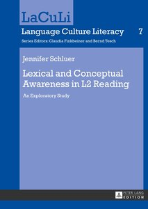Lexical and Conceptual Awareness in L2 Reading