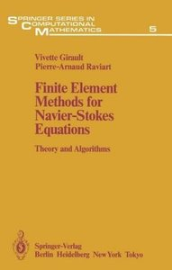 Finite Element Methods for Navier-Stokes Equations