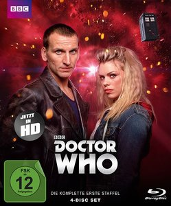 Doctor Who - Limited Edition - Staffel 1: Folge 01-13. Staffel.1