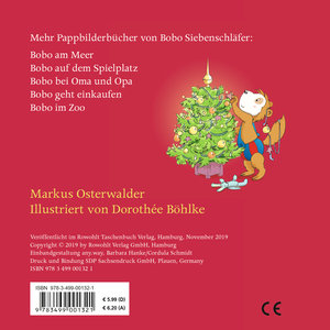 Bobo feiert Weihnachten