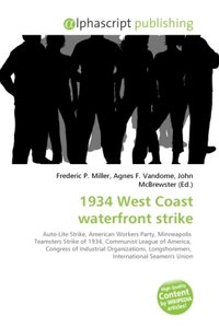 1934 West Coast waterfront strike