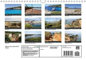 Menorcas unberührte Natur (Wandkalender 2019 DIN A4 quer)
