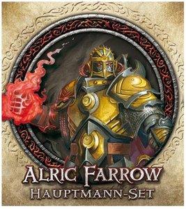 Asmodee FFGD1307 - Descent 2. Edition: Alric Farrow Hauptmann-Se