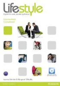 Lifestyle Intermediate Coursebook (with CD-ROM)