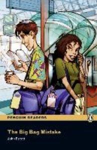 Penguin Readers Easystarts The Big Bag Mistake