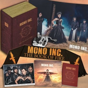 The Book Of Fire Limited Fanbox
