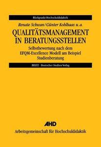 Qualitätsmanagement in Beratungsstellen