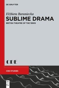 Sublime Drama