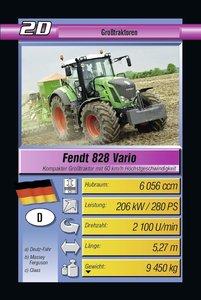 Ravensburger 20307 - Power Traktor