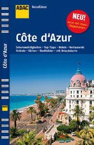 ADAC Reiseführer Cote d'Azur