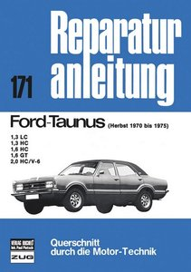 Ford Taunus Herbst 1970-1975