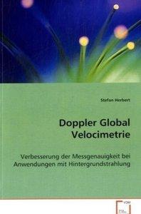 Doppler Global Velocimetrie