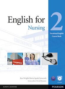 Vocational English (Elementary) English for Nursing Coursebook (