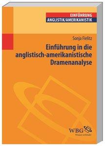 Einführung in die anglistisch-amerikanistische Dramenanalyse