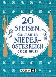 20 Speisen, die man in Niederösterreich essen muss