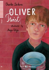 Oliver Twist. Buch mit Audio-CD