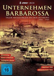 Unternehmen Barbarossa (5 DVDs)
