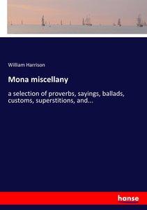 Mona miscellany