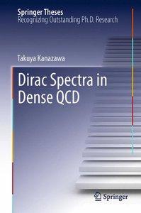 Dirac Spectra in Dense QCD
