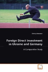Foreign Direct Investment in Ukraine and Germany