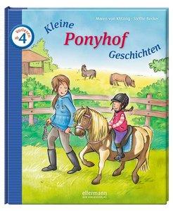 Kleine Ponyhof-Geschichten zum Vorlesen