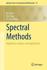 Spectral Methods