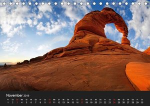 USA Süd-West (Tischkalender 2019 DIN A5 quer)
