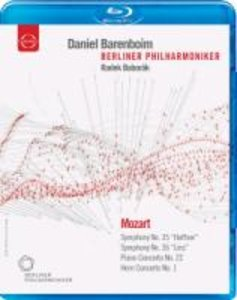 Sinfonien 35+36/Klavierkonzert 22/Hornkonzert 1