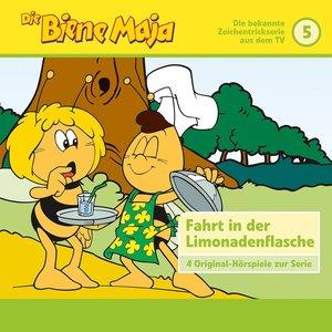 Die Biene Maja 05: Die Fahrt in der Limonadenflasche u.a.