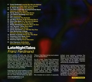 Late Night Tales (CD+MP3)