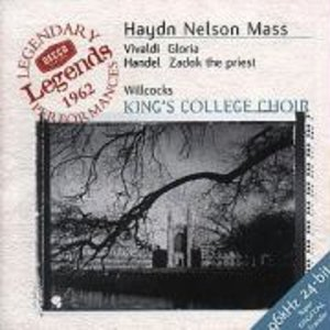 Nelson Messe/Gloria/Zadok The Priest