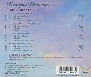 Oboe Sonatas