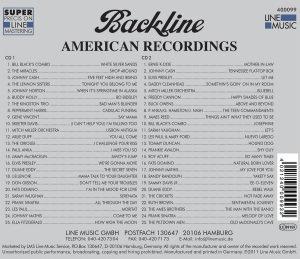 Backline Vol.99