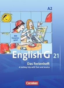 English G 21 - Ausgabe A 02: 6. Schuljahr. Das Ferienheft. Arbei
