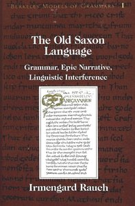 The Old Saxon Language