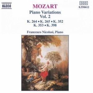 Klaviervariationen Vol.2