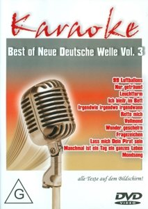 Best Of Neue Deutsche Welle Vol.3-Karaoke DVD