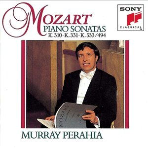 Sonatas for Piano K.310,331 & 533/494