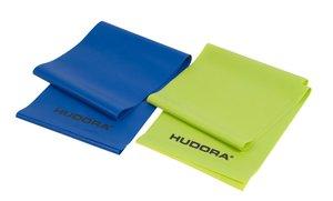 HUDORA 64147 - Fitness Fitnessband 2 Stück