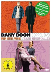 Dany Boon Doppel-DVD (Mein bester Freund & Trautes Heim, Glück a