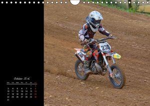 Motocross - MX UK-Version (Wall Calendar 2016 DIN A4 Landscape)