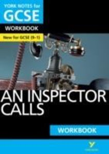 An Inspector Calls: York Notes for GCSE Workbook