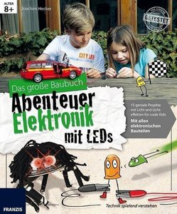 Das große Baubuch Abenteuer Elektronik mit LEDs